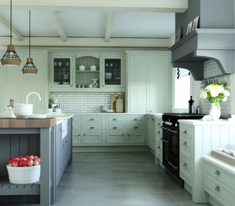 Free standing kitchens