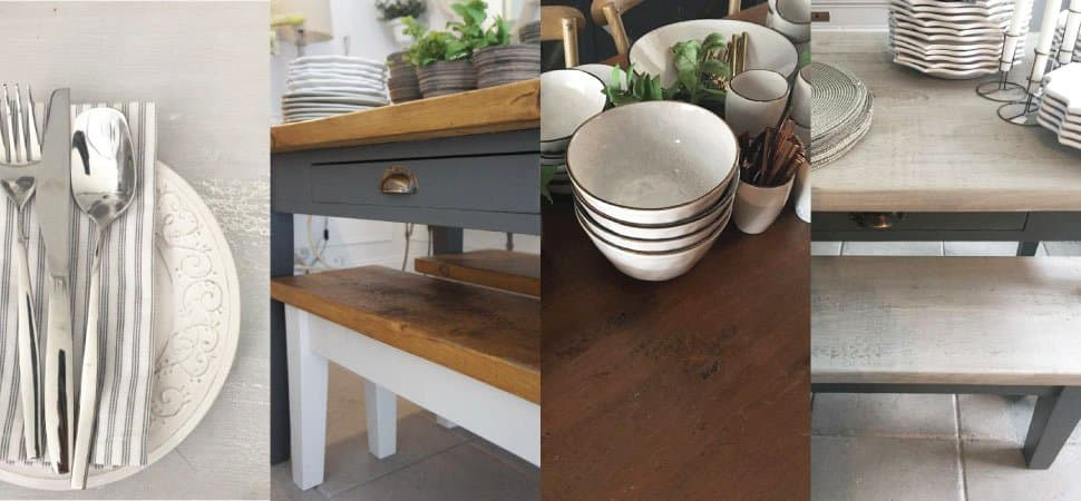 Shop handcrafted tables by Mudd & Co