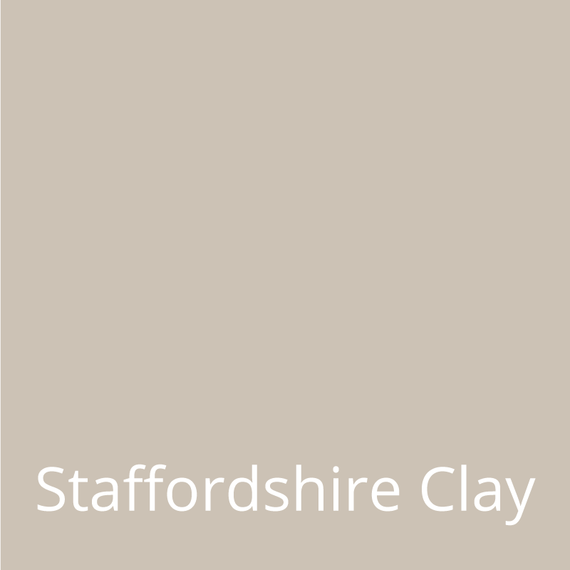 Staffordshire Clay Mudd & Co colour swatch