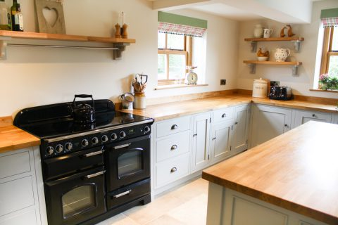 Mudd & Co kitchen installation