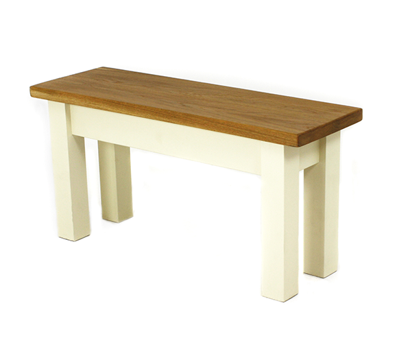 Bespoke Dining Benches - Square Leg Bench