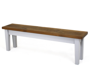 Bespoke Dining Bench - Tapered Leg Bench