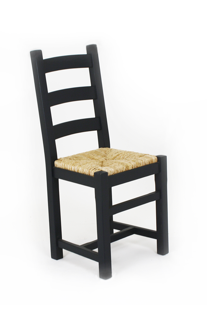 Staffordshire ladderback chair