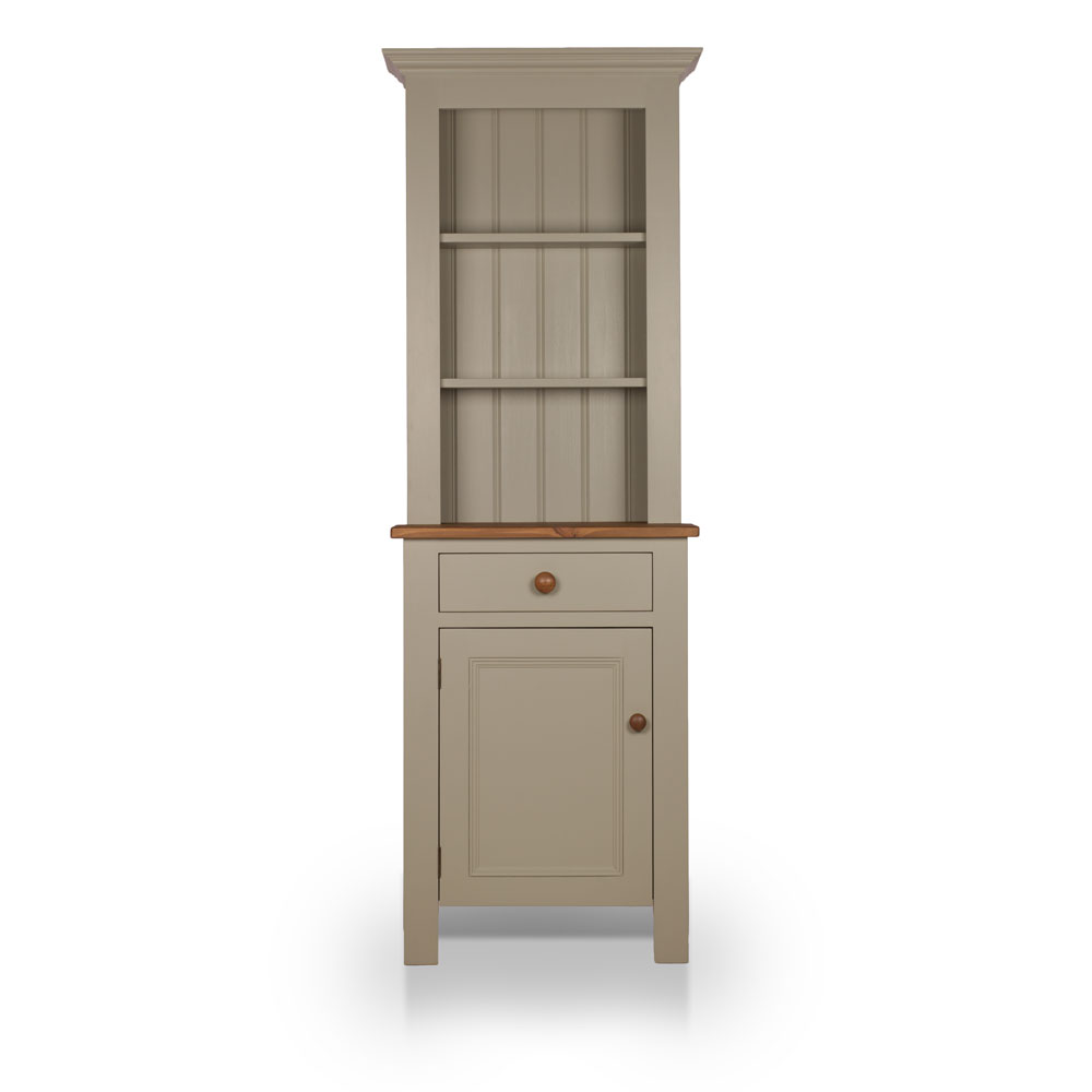 Standard Or Bespoke Narrow Welsh Dresser With Open Top