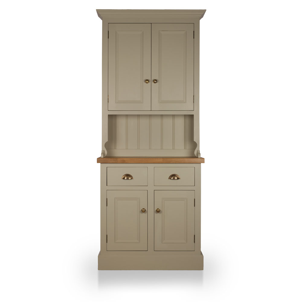 Welsh Double Dresser with closed top