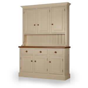Welsh Triple Dresser with closed top