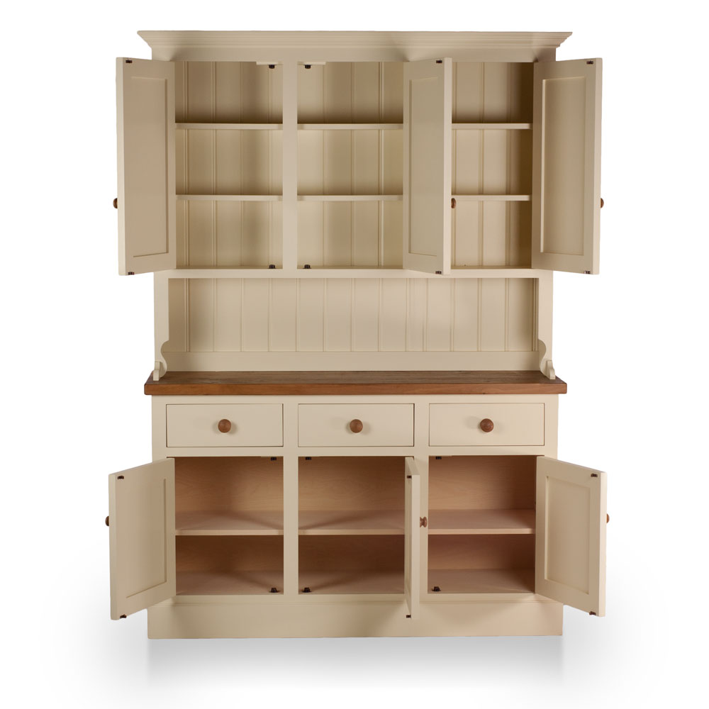 Welsh Triple Dresser with closed top in colour 13