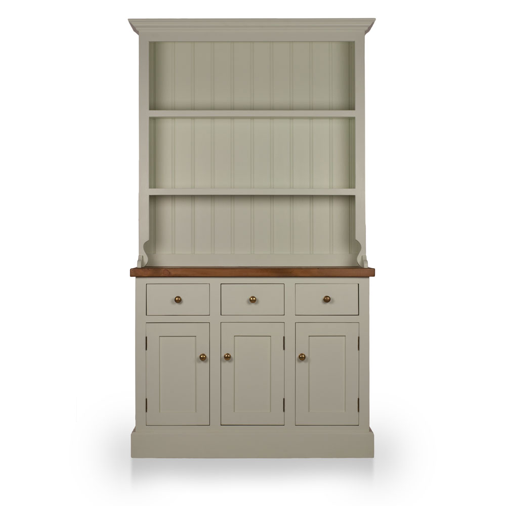 Welsh Triple Dresser with open top