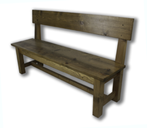 Bespoke Dining Benches - Parsons Bench