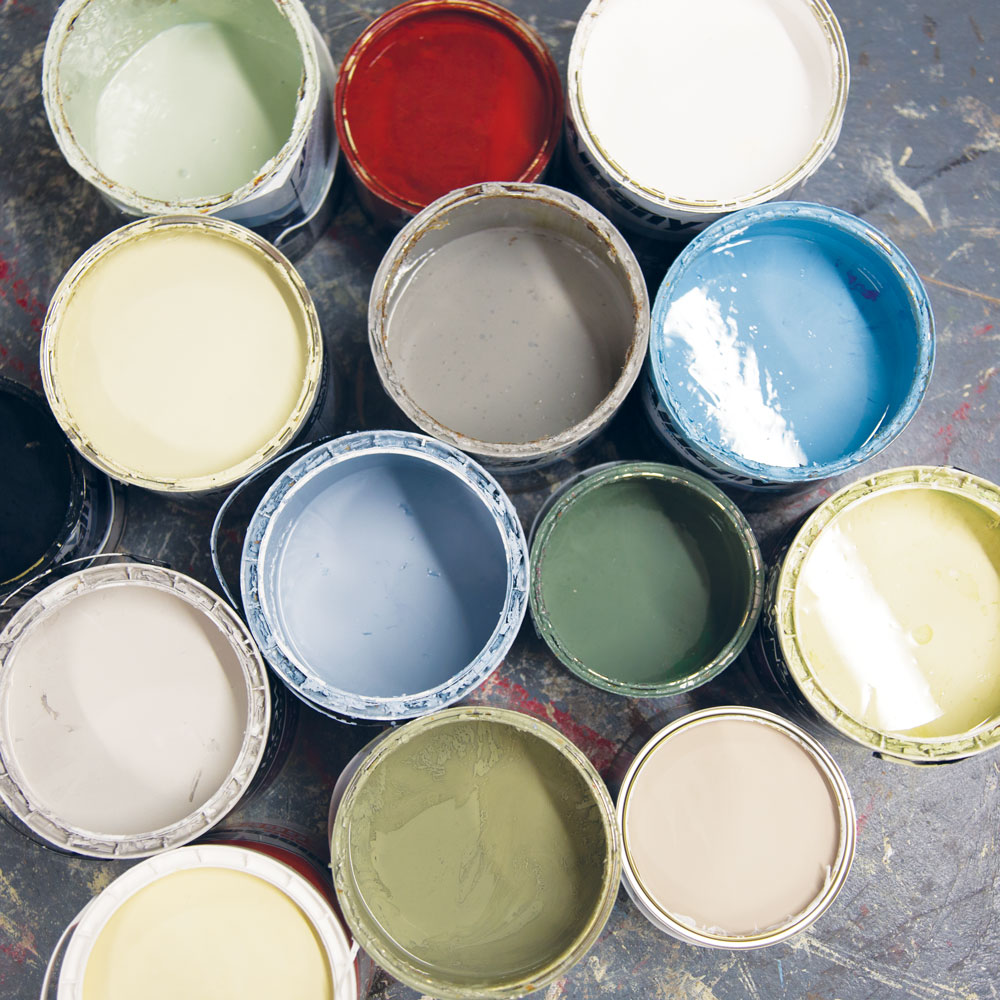 Mudd & Co paint colours