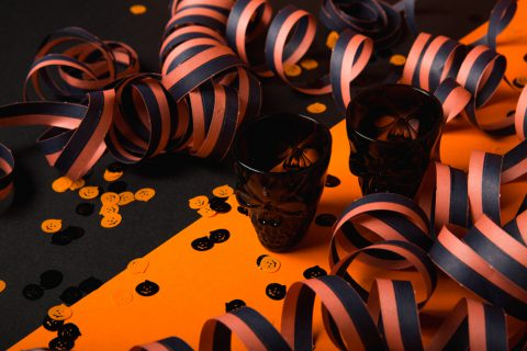 Halloween party in your Mudd & Co kitchen - cocktail recipes