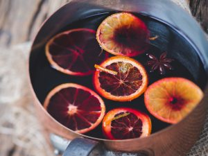 Mulled Wine Cocktail | Christmas Recipes