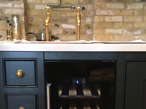 Beautifully Bespoke Freestanding Kitchen Sink Units