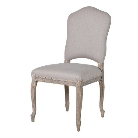 Tutbury French Grey Dining Chair