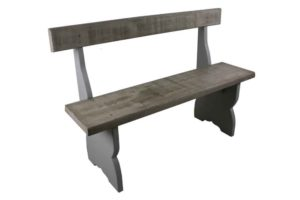Distressed Provence Bench Bespoke Dining Bench
