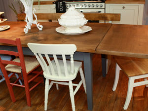 Extension leaf tables