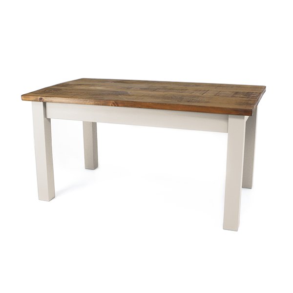 Square Leg Table - Handcrafted by Mudd & Co
