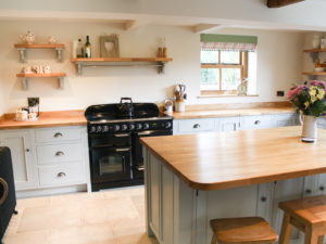 Bespoke Kitchen Case Study – The Swynnerton