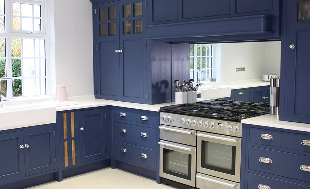 Kitchen designed and fitted by Mudd&Co