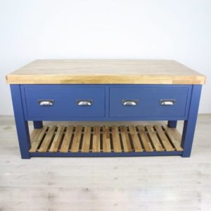 Island butchers block