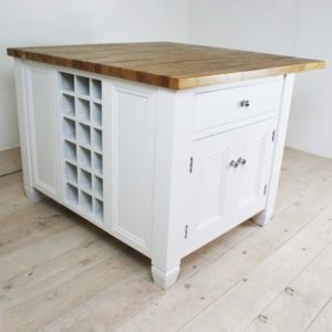 kitchen island workstation butchers block