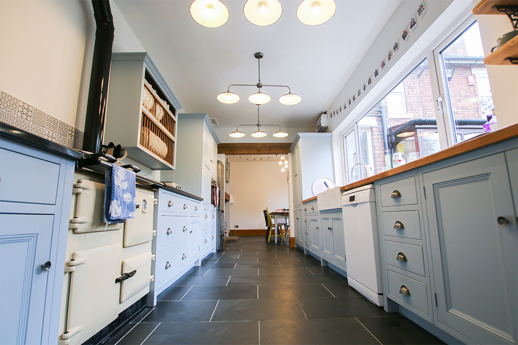 Endon Kitchen designed by Mudd & Co