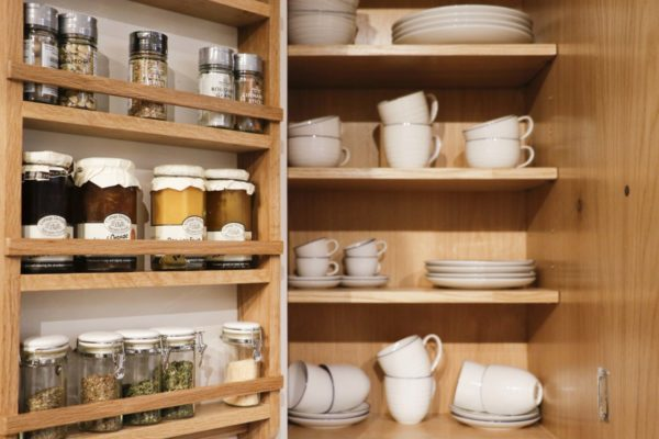 Lancashire Larder in the Mudd & Co factory sale 2019/2020. Handcrafted kitchen and home furniture