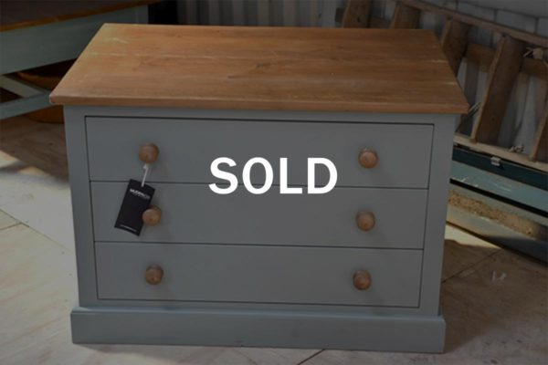 Plan Chest Drawers - SOLD