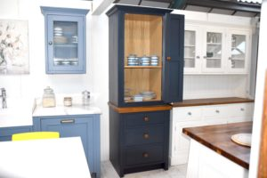 Single Bifold Cupboard in the Mudd & Co factory sale 2020. Handcrafted kitchen and home furniture