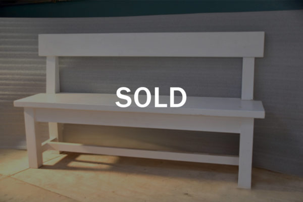 Parsons Bench - SOLD