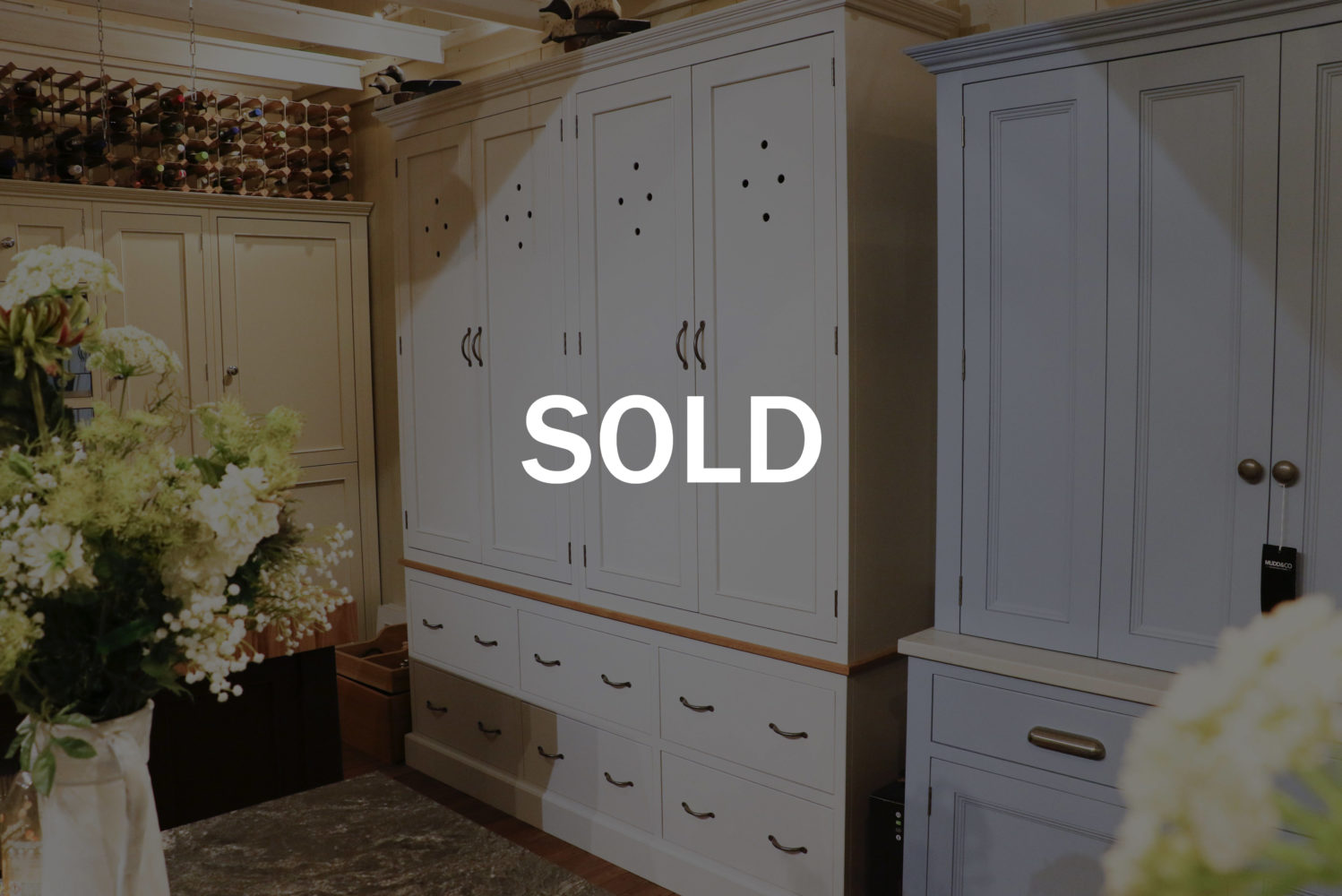 Wexford Cupboard - SOLD